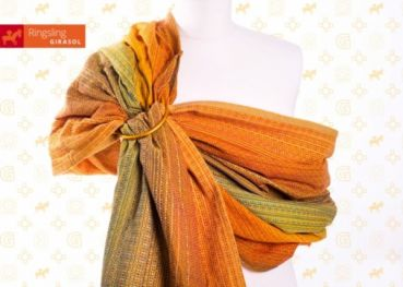 Girasol RingSling - Free elf fusion d'oro double weft