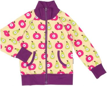Maxomorra - ApplePear - Zipper Jacke