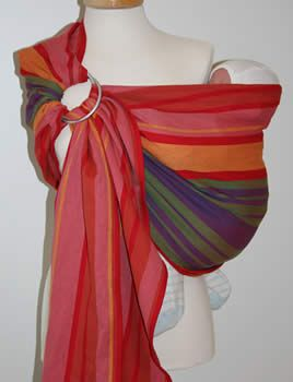 Storchenwiege - RingSling - Anna - 200 cm