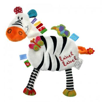 Label-Label - Zebra